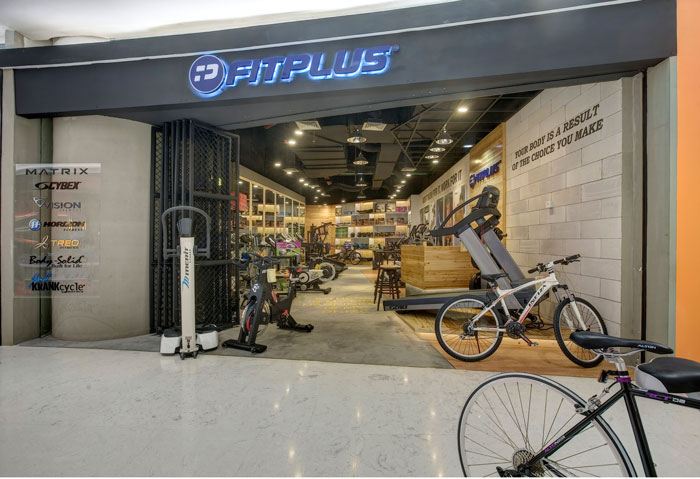 Fitplus, Industrial Look for Health